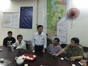 Thị trấn Châu Thành: Điểm sáng mô hình 'Xứ đạo an toàn về an ninh trật tự'
