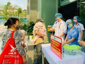 Thực hư Bệnh viện Phụ sản Hà Nội bị phong tỏa do COVID-19
