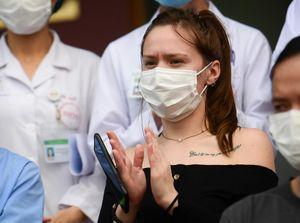 Nữ y tá Pháp mắc Covid-19: 'Ở Việt Nam, tôi được chăm sóc và điều trị'