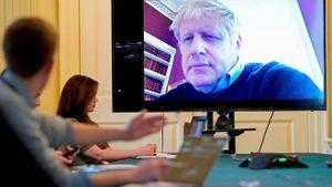 TT Putin: Sự lạc quan và hài hước sẽ giúp thủ tướng Anh khỏi bệnh