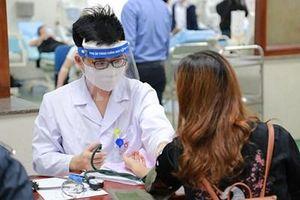 Việt Nam đã xây dựng được phong trào hiến máu rất mạnh mẽ
