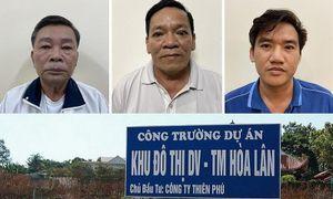 Giám đốc Công ty Thiên Phú vướng lao lý khi biến công ty thành 'bình phong' cho người khác