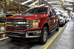 Ford không tái sản xuất trước tháng 5?