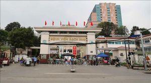 Dịch COVID-19: Truy xuất dữ liệu tài xế chở khách đi, đến Bệnh viện Bạch Mai từ 10 - 28/3