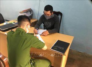 Khởi tố nhóm đối tượng bắt giữ người trái pháp luật tại Đắk Nông