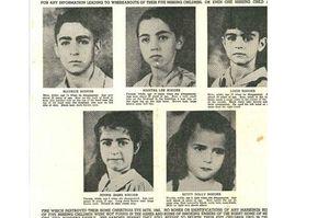 Chuyện ly kỳ về 5 đứa trẻ bỗng 'bốc hơi' trong đám cháy, hơn 70 năm chưa rõ tung tích