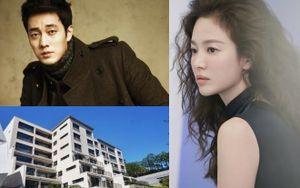So Ji Sub tậu biệt thự tân hôn từ tận năm ngoái - Song Hye Kyo rao bán nhà 7 triệu USD gấp gáp
