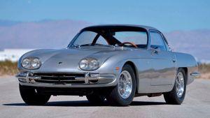 Kiệt tác Lamborghini 1967 đẹp hoàn hảo giá khởi điểm 350 triệu
