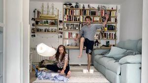 Bi hài chuyện cách ly tại nhà vì dịch Covid-19 lên phim