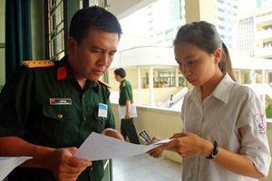 Phương thức tuyển sinh của các trường quân đội năm 2020