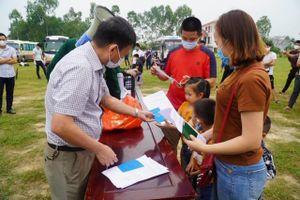 Lập 2 sòng bài để sát phạt trong khu cách ly ở Quảng Bình