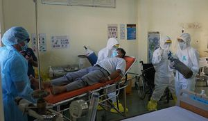 TP Hồ Chí Minh lên phương án ứng phó với tình huống có 500 trường hợp mắc COVID-19