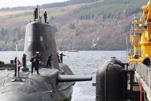 Hải quân Anh hạ thủy siêu tàu ngầm hạt nhân gần 2 tỷ USD