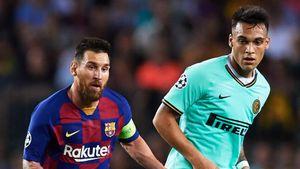 Vì sao Martinez sẽ trở thành đối tác hoàn hảo của Messi?