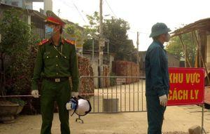 Thường Tín tiến hành phong tỏa ngõ nơi bệnh nhân 266 sinh sống