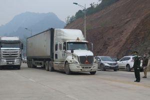 Gỡ khó cho nông sản xuất khẩu qua biên giới