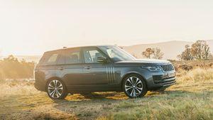 Lô xe Range Rover mới nhất vừa cập cảng Việt Nam, giá từ 4 tỷ đồng