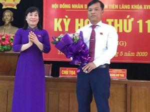 Hải Phòng: Ông Lương Văn Công được bầu làm Chủ tịch UBND huyện Tiên Lãng