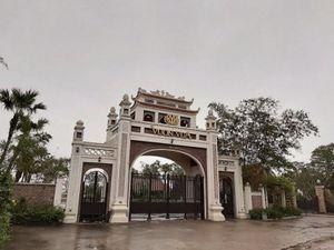 Công ty Thăng Long Phú Thọ phải khắc phục triệt để những tồn tại ở dự án Vườn Vua
