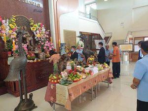 Hoạt động kỷ niệm 130 năm Ngày sinh Chủ tịch Hồ Chí Minh tại Thái Lan, Ukraine, Campuchia, Lào và TP Vladivostok