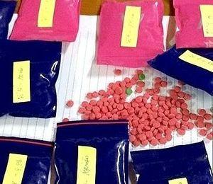 Biên phòng Nghệ An bắt một đối tượng tàng trữ 3.000 viên ma túy tổng hợp