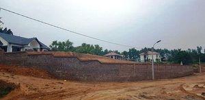 Vĩnh Phúc: Cần giải quyết dứt điểm những tồn tại liên quan đến đất của Công ty Kim Long