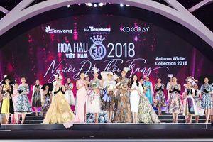 'Sắc màu' nào sẽ đăng quang Hoa hậu Việt Nam 2018?