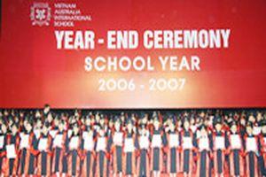Hệ thống Trường Dân lập Quốc tế Việt Úc xây dựng trường trung học ở Phú Mỹ Hưng