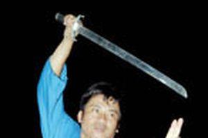Võ sư Lê Đình Phước với đoàn múa lân 'bụi' nhất Việt Nam