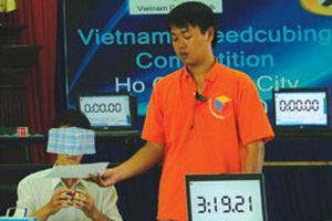 Rubik Việt tiến ra thế giới