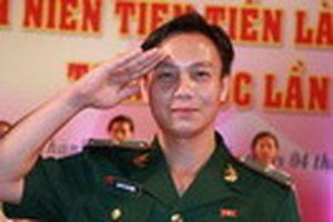 Thiếu úy Nguyễn Chí Ninh: Luôn tâm niệm điều Bác dạy