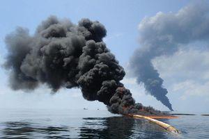 BP đồng ý trả 7,8 tỉ USD trong vụ tràn dầu ở vịnh Mexico