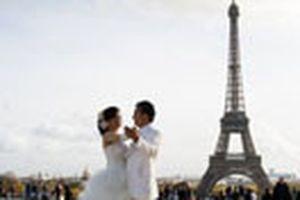 Xuất ngoại chụp ảnh cưới