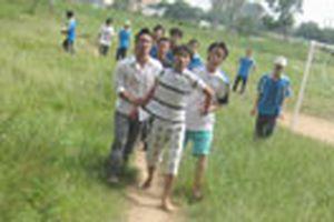 Tệ nạn tấn công làng đại học: Trộm, cướp lộng hành