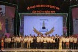 Báo Thanh Niên đoạt nhiều giải báo chí quốc gia
