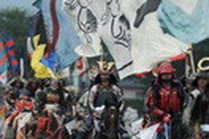 Chiến binh Samurai hồi sinh tại Fukushima