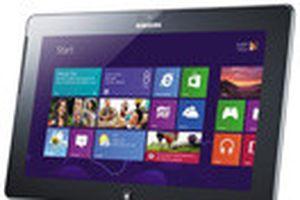 Samsung và Dell công bố máy tính bảng Windows 8 RT
