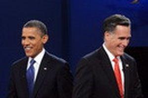 Romney thắng thế, phe Obama thay đổi chiến thuật
