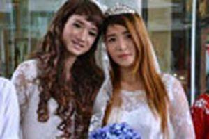 10 cặp đồng tính tổ chức 'đám cưới' tập thể ở Hà Nội