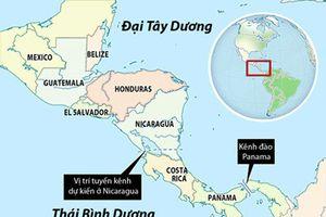 40 tỉ USD 'lật đổ' kênh đào Panama