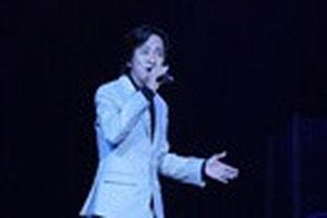 Quán quân 'Tiếng hát mãi xanh 2013' tri ân khán giả