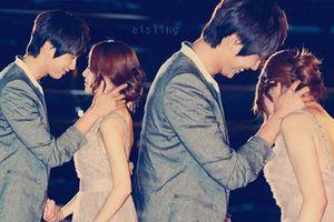 Những cặp sao Hàn thừa nhận yêu nhau vì trót lộ ảnh hẹn hò