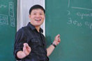 GS Vũ Hà Văn: Làm toán để hạnh phúc
