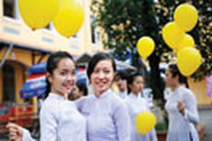 100 năm Trường Áo Tím - Gia Long - Minh Khai