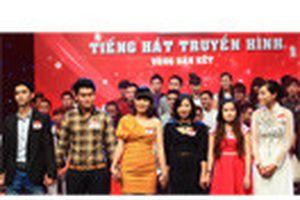 8 thí sinh vào vòng chung kết Tiếng hát truyền hình 2013