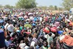 Phiến quân Nam Sudan chiếm giữ thị trấn gần thủ đô