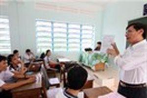 'Tư vấn mùa thi' đến với học sinh tỉnh Bến Tre