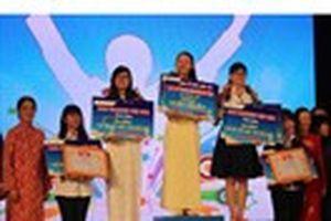 Lưu Vĩnh Trinh đoạt giải nhất 'Thực hiện ước mơ 2014'