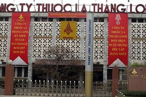 Vinataba Thăng Long chưa chấp hành di dời nhà máy theo chỉ đạo của Thủ tướng