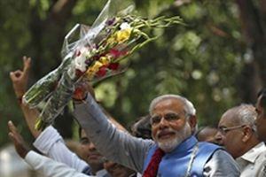 'Cơn thủy triều' chính trị mang tên BJP và Mô-đi